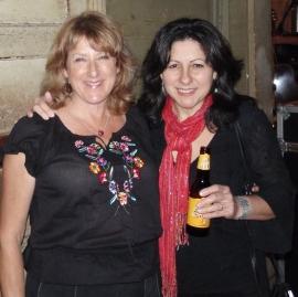 Cathy & Tish Hinojosa