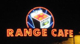 Range Cafe Logo